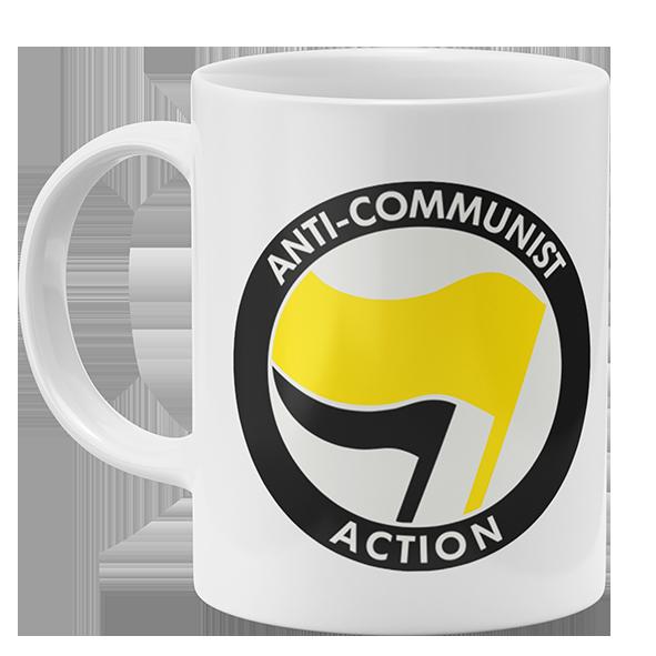 Caneca Anti-Communist Action