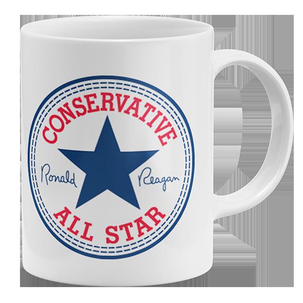 Caneca Conservative