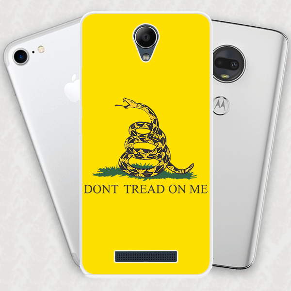 Case - Gadsden Flag (Dont tread on me)