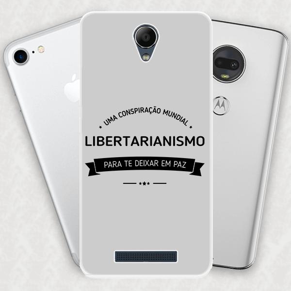 Case - Libertários - Conspiração