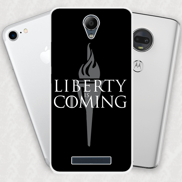 Case - Liberty is Coming