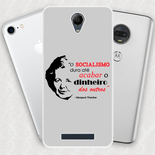 Case - Margaret Thatcher - Socialismo