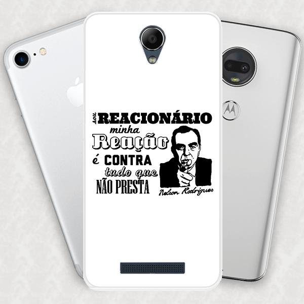 Case - Nelson Rodrigues - Reacionário
