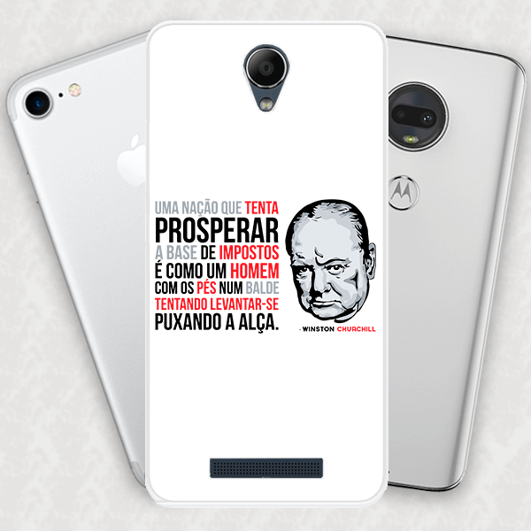 Case - Winston Churchill - Impostos