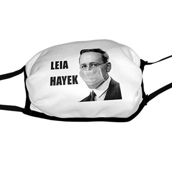 Máscara - Leia Hayek