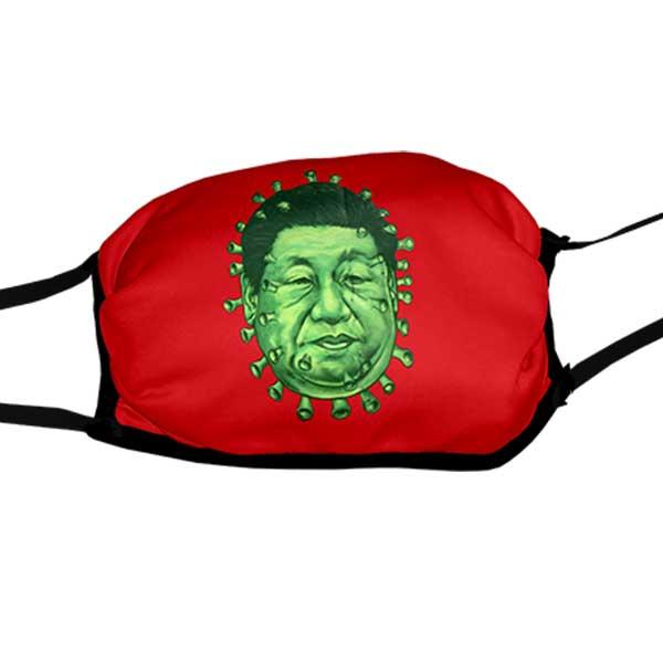 Máscara - Xi Jinping