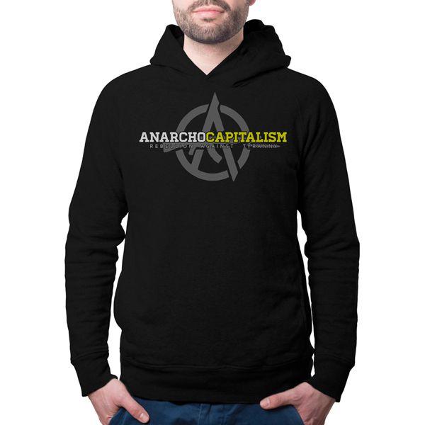 Moletom - Anarchocapitalism