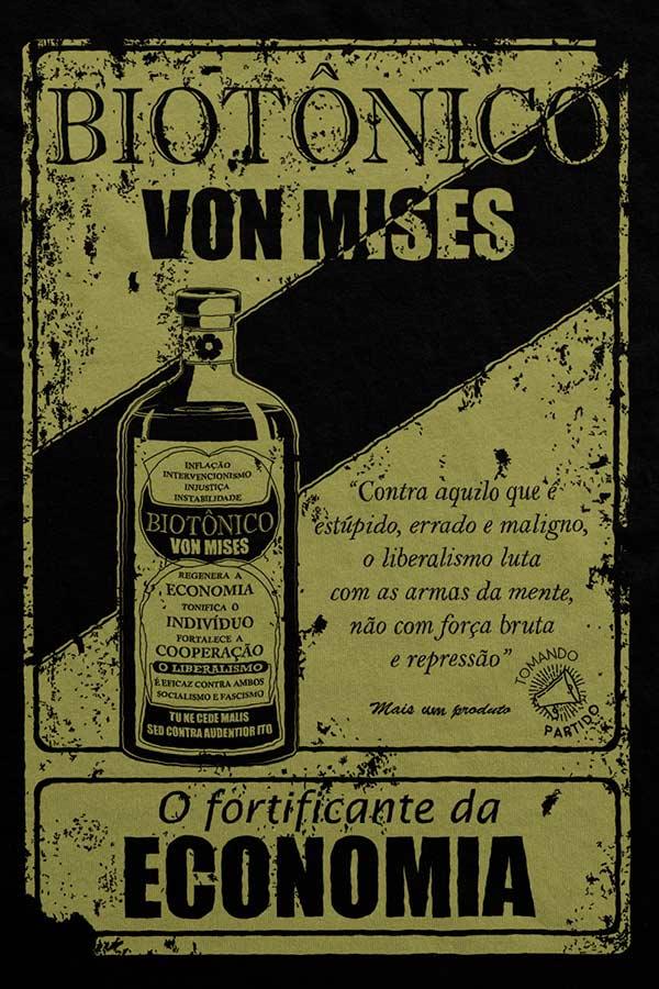 Moletom - Biotônico Von Mises
