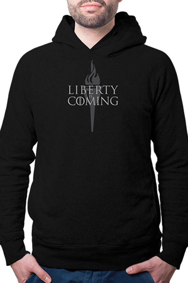 Moletom - Liberty is coming