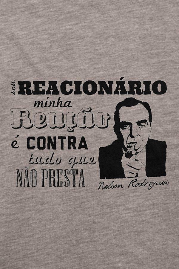 Moletom - Nelson Rodrigues Reacionário