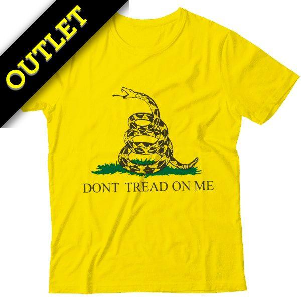 OUTLET - Camiseta Gadsden Flag