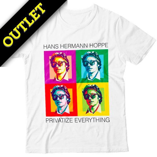 OUTLET - Camiseta Hoppe Pop Art