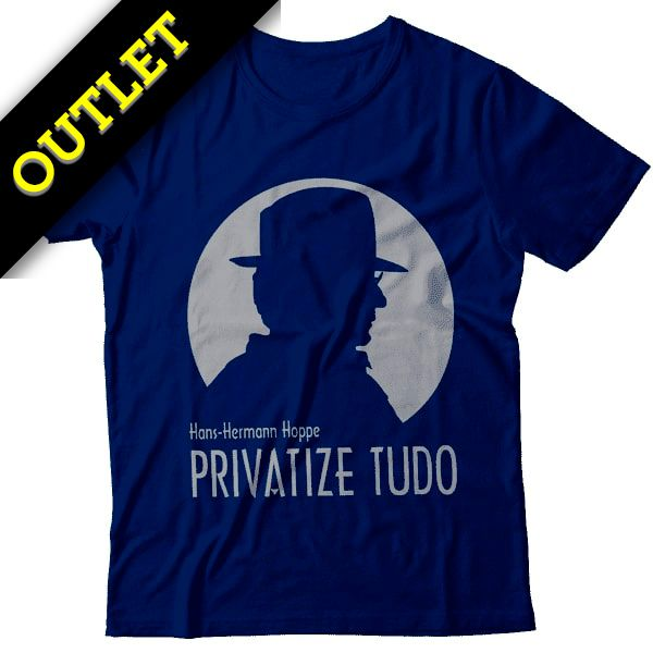 OUTLET - Camiseta Hoppe Privatize