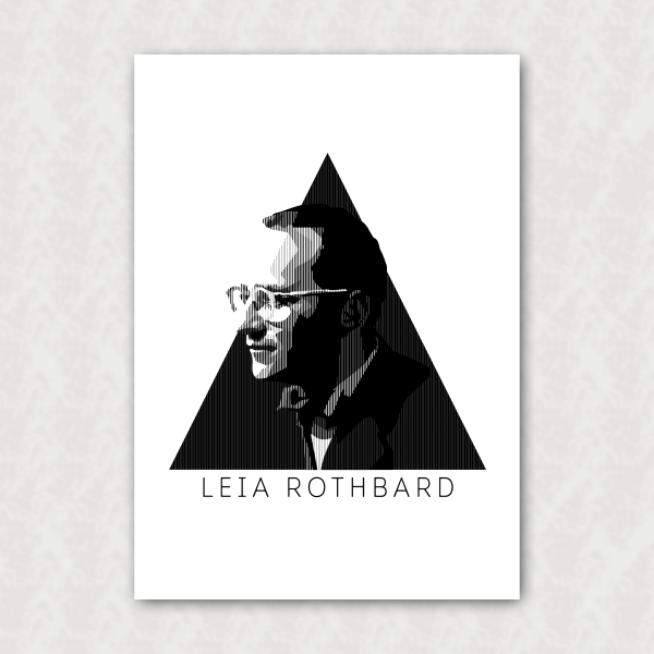 Placa - Leia Rothbard