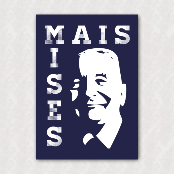 Placa - Mais Mises