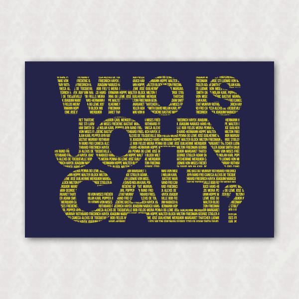 Placa - Who is John Galt