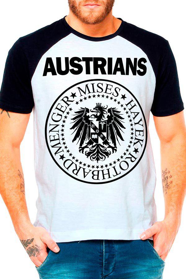 Raglan - Austrians (Escola Austríaca)