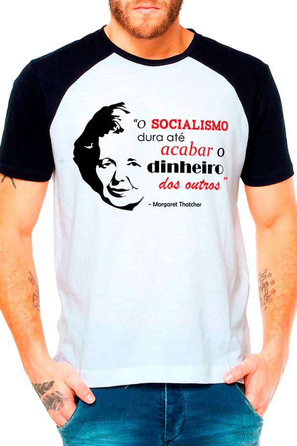 Raglan - Margaret Thatcher - Socialismo