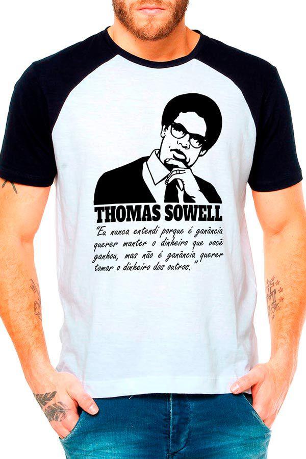 Raglan - Thomas Sowell - Ganância