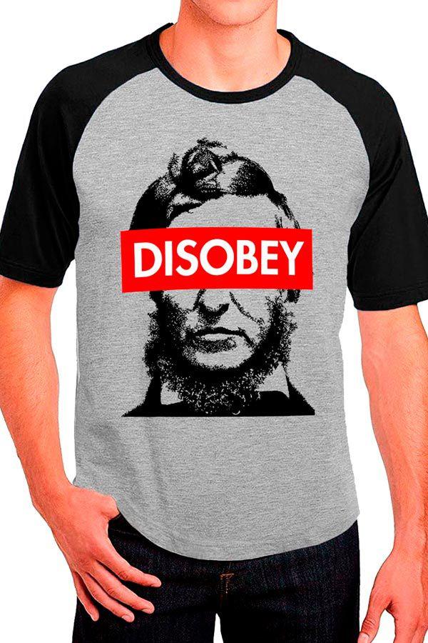 Raglan - Thoreau - Disobey