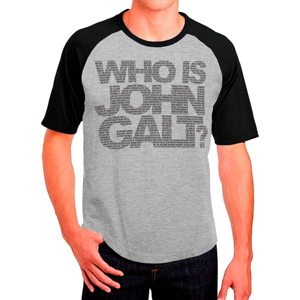 Raglan - Who is John Galt