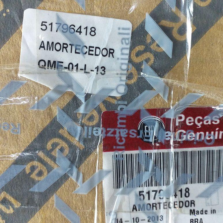 AMORTECEDOR DIANTEIRO PALIO WEEKEND 2008/2012