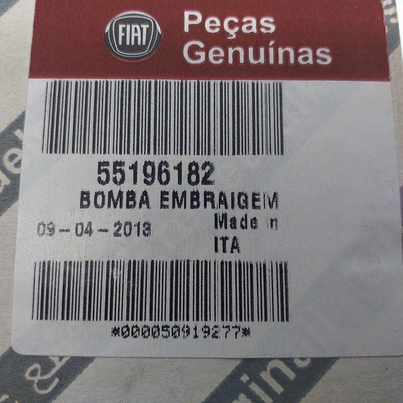 BOMBA EMBREAGEM DOBLÒ - PEÇA GENUÍNA FIAT