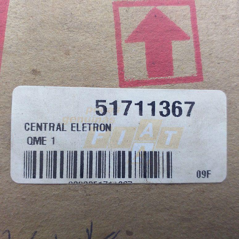 CENTRAL ELETRÔNICA STILO 2003/2011 - PEÇA GENUÍNA FIAT