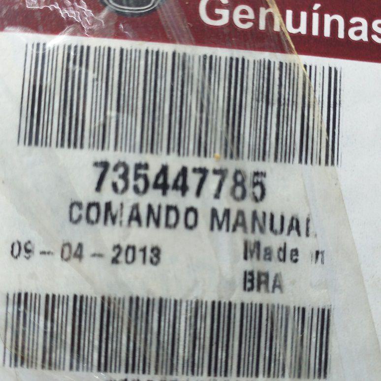 COMANDO ALAVANCA - PEÇA GENUÍNA FIAT