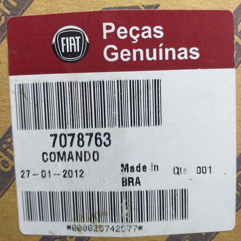 COMANDO PALIO, SIENA E STRADA 1996/2002 - PEÇA GENUÍNA FIAT