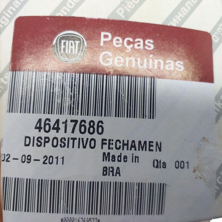 DISPOSITIVO FECHAMENTO 1996/2002 - PEÇA GENUÍNA FIAT