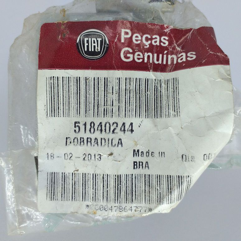 DOBRADIÇA PORTA DOBLÒ 2002/2010 - PEÇA GENUÍNA FIAT
