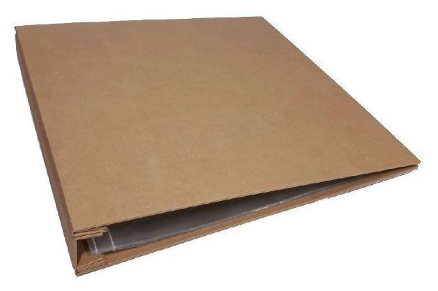 Álbum Scrapbooking G - Kraft - Oficina do Papel (0604026)