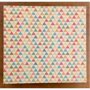 06.04.107 - Álbum G Triângulos - Oficina do Papel
