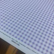 Papel Scrap - Xadrez Lilás - Oficina do Papel (0111003)