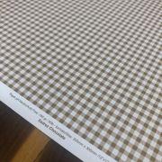 Papel Scrap - Xadrez Chocolate - Oficina do Papel (0111008)