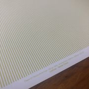 Papel Scrap - Listras Verde Claro - Oficina do Papel (0138005)