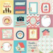 02.11.200 - Mini Cards - Nosso Ninho - Oficina do Papel