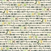Papel Scrap - Love This Life - Spring Farmhouse - Simple Stories (10586)