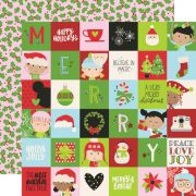 11510 - 2x2 Elements - Say Cheese Christmas - Simple Stories