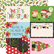 11513 - 4x6 Elements - Say Cheese Christmas - Simple Stories