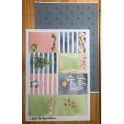 1711 - Cards 2 - É Natal - by Regina Takakura