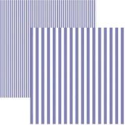 Papel Scrap - Listras Roxo (KFSB435) - Toke e Crie (19976)
