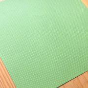 Papel Scrap Cardstock Bolinhas II Verde Relva (20074)