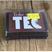 20086 - CARIMBEIRA 76X53MM - ARGILA - TOKE E CRIE