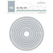 Faca para Corte Extra Grande - Círculo - Toke e Crie (20907)