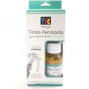 Tinta Perolada (spray) - Champanhe - Toke e Crie (21217)