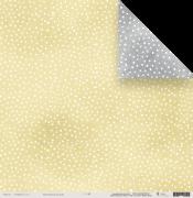 Papel Scrap - Bolinhas de Gude - Coleção Toda Básica - Juju Scrapbook (22456)