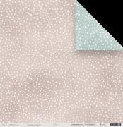 22457 - Papel Scrap - Bolinhas de Sabão - Coleção Toda Básica - Juju Scrapbook