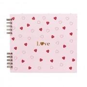 Álbum Scrapbook - Love - My Memories Crafts (2295)